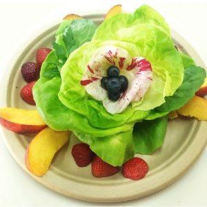 real blooming salad